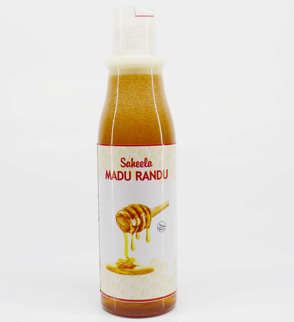 """Madu Randu Murni """"Saheela"""" 340 gram"""
