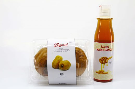 "Paket Promil ""Sepasang Zuriat+ Madu Murni 340 gram"""